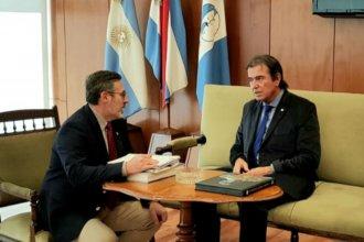 Castrillón volvió a hablar de los juicios por jurado: ¿se implementarán en Entre Ríos?