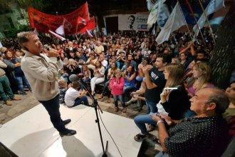 El intendente Piaggio pide que los suyos sean candidatos a legisladores nacionales