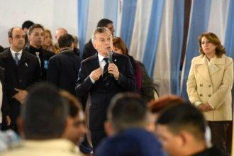 """En el Día de la Bandera, Macri apuntó a la """"patota"""" de Moyano: """"Impide el desarrollo del país"""""""