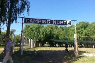 El camping norte se convertirá en un nuevo espacio público