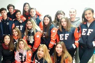 Como el año pasado: egresados resignaron su viaje a Bariloche para ayudar a una escuela entrerriana
