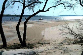 Publicación de Mercado Libre ofrece una isla entrerriana de la costa del Uruguay