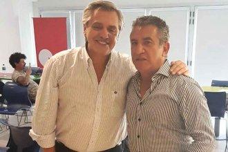 Urribarri, sin candidatura y sin fueros: Sugerente intercambio de tuits con Alberto Fernández