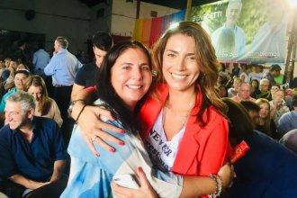Con un guiño pro aborto, Yanina Gayol felicitó a Lena por su candidatura