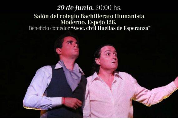 """""""Los cuentos de Hoffmann"""", la ópera que actuará con un fin solidario"""