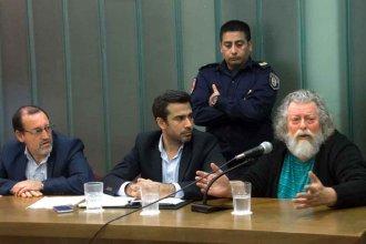 Domingo feliz para Mena: el juez Garzón lo liberó dos días después de la detención