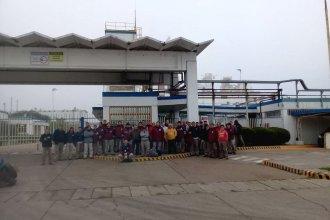 Unilever inició la semana con 16 telegramas de despido y los trabajadores salieron a la calle