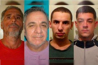 Fuga en cárcel uruguaya: hay un entrerriano entre los cuatro prófugos