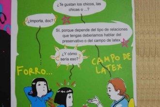 Ex candidato a intendente cuestionó al Copnaf por folletos para niños sobre ideología de género