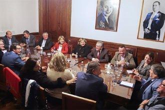 Dos entrerrianos ganaron terreno en el bloque de senadores del PJ: serán vicepresidentes