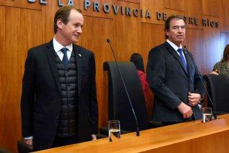 """Bordet y Castrillon hablan de un """"amplio acuerdo"""" para implementar juicios por jurados"""