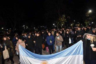 """Colón, en silencio contra las drogas: """"Nos falta estrategia política y acciones concretas"""""""