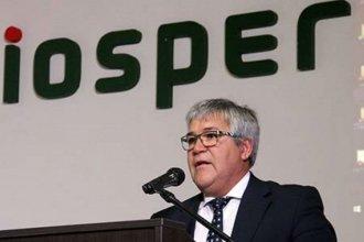 """Cañete quiere desmitificar que Iosper esté """"quebrado"""", pero lanzó una seria advertencia"""