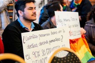 Aprobaron por unanimidad el cupo laboral Trava-Trans en Paraná
