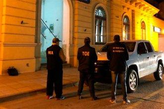 Hallaron en Entre Ríos una camioneta vinculada a un crimen que convulsionó una ciudad santafesina
