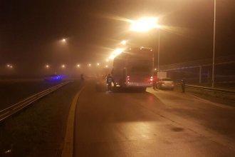 Detuvieron la marcha de un remís en ruta y descubrieron que 3 hombres transportaban droga de una ciudad a otra