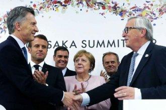 El acuerdo asociativo Mercosur y Unión Europea