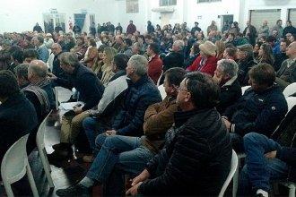 En protesta por la prohibición de fumigaciones, ruralistas se concentrarán en el Túnel Subfluvial