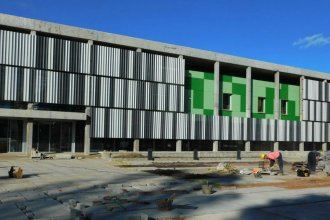 Antes de fin de año empezará a funcionar un nuevo Hospital de Agudos en la costa del río Uruguay
