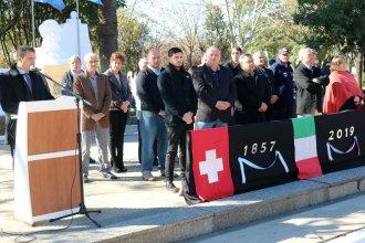 Con un homenaje a los fundadores, San José celebró sus 162 años