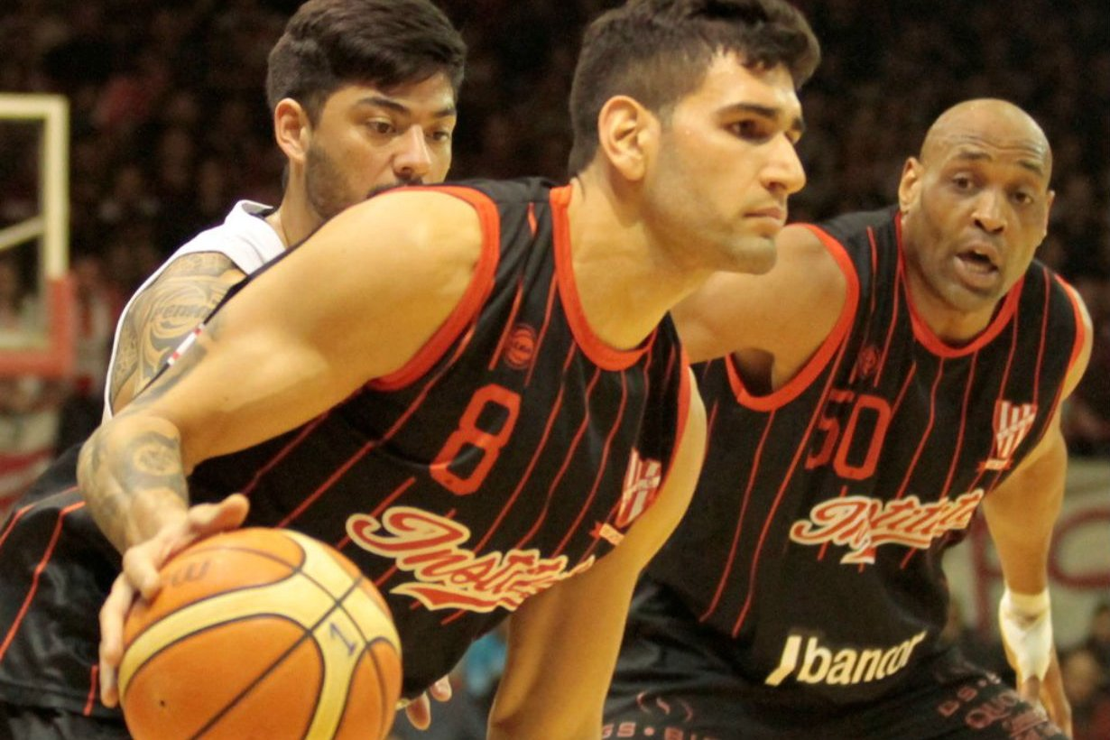 El entrerriano anotó 32 puntos (7/9 en triples).