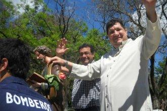 El cura Escobar Gaviria deberá esperar para conocer la resolución sobre su prisión preventiva