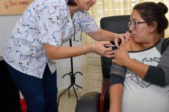 Campaña de Invierno 2019: aplicaron más de 120 mil dosis de vacuna antigripal en Entre Ríos