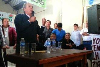 Ex intendente peronista entrerriano se alineó a Pichetto y recibió reproches de un diputado K