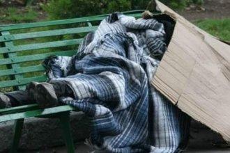 Concordia: hallaron sin vida a un hombre en la calle y sospechan que murió de frío