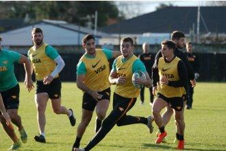 Los entrerrianos Kremer y Ortega Desio, titulares en un partido histórico para el rugby argentino