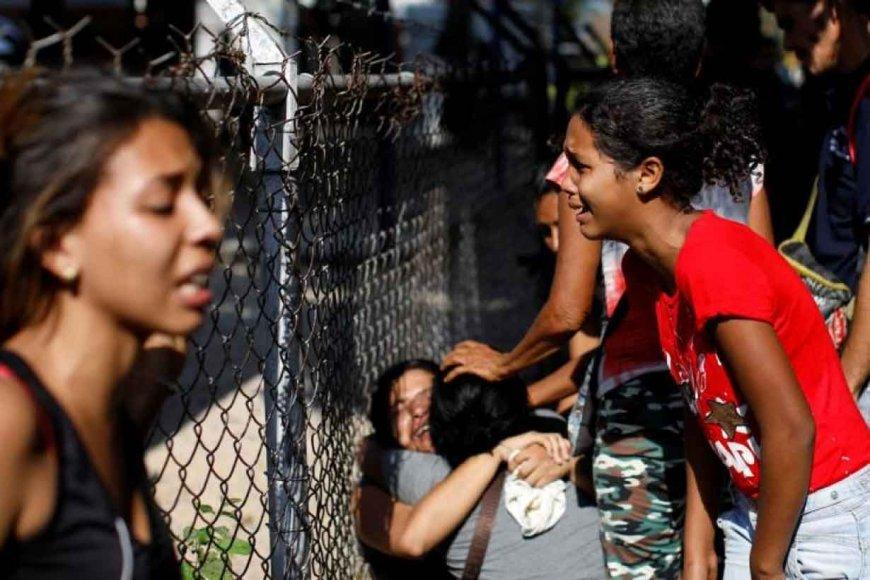 Resultado de imagen para sexo por privilegios en las carceles de venezuela