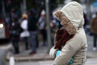 El fin de semana largo comenzó con temperaturas bajo cero en Entre Ríos