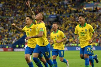 Profeta en su tierra: Brasil le ganó a Perú y se convirtió en campeón de América por novena vez