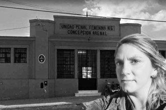 """Entrevista a Gabriela Francia en la cárcel de mujeres: """"No pueden estar mintiéndole al pueblo en la cara, como que no me conocieran"""""""