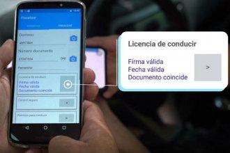 Todos los documentos de tu auto ahora los podés tener en tu celular