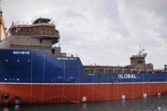 Para el Día del Amigo, esperan la llegada de un nuevo ultramarino al puerto de Concepción del Uruguay