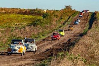 Siguiendo las huellas del Principito, fanáticos de Citroën se reunirán en Concordia
