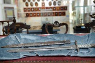 Tenía en su campo un objeto del siglo XIX y lo donó al Museo Histórico de Entre Ríos