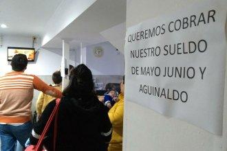 Arizabalo explicó por qué hay atrasos en el pago de sueldos del Instituto de Pediatría