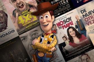 Los cines están más llenos que nunca pero, ¿qué pasa con las películas argentinas?