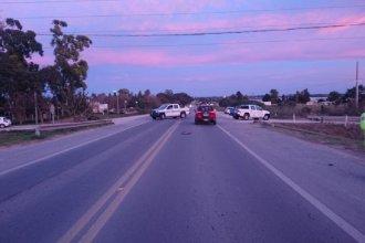 Una semana después del accidente, lograron identificar al hombre que murió atropellado en Ruta 18
