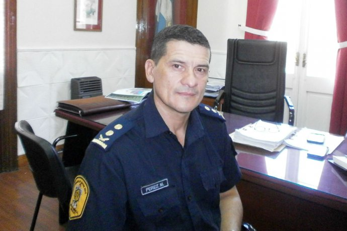 Incendio en la casa de Hein: El jefe de Policía reveló detalles sobre el principal sospechoso