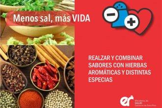 Medidas saludables e ideas erróneas para disminuir el consumo de sal