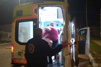 Accidente: Ambulancia fue a socorrer a una embarazada sin más personal que el chofer