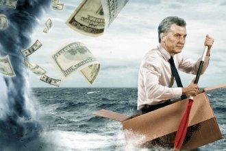 El dólar, la principal amenaza de Macri pero también de Alberto Fernández