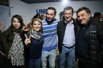 """Desde Concepción del Uruguay, Kueider convocó a """"poner de pie al país en agosto y en octubre"""""""