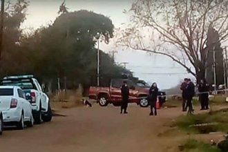 """La policía reveló que """"tiene antecedentes policiales y judiciales"""" el joven que asesinó a dos mujeres en Villaguay"""