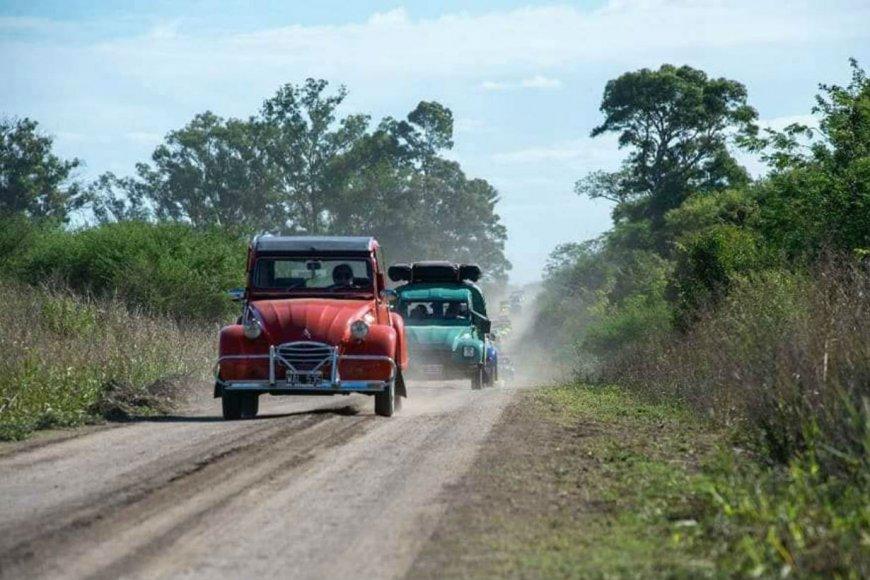 Llegan a Concordia (foto: Raúl Rey).