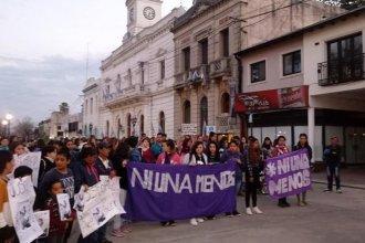 Villaguay: la ciudad se movilizó para pedir justicia por el doble femicidio