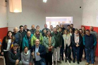 """De Ángeli, en campaña: """"Defiendo el cambio porque los vecinos tienen un Estado que los acompaña"""""""